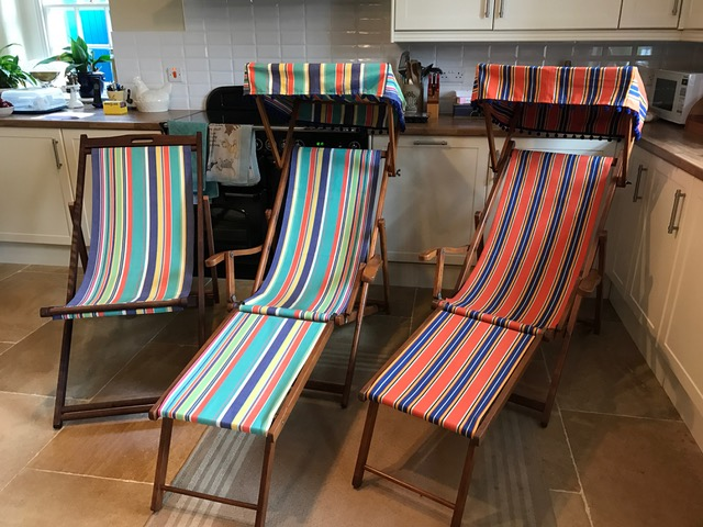 replacement deckchair covers