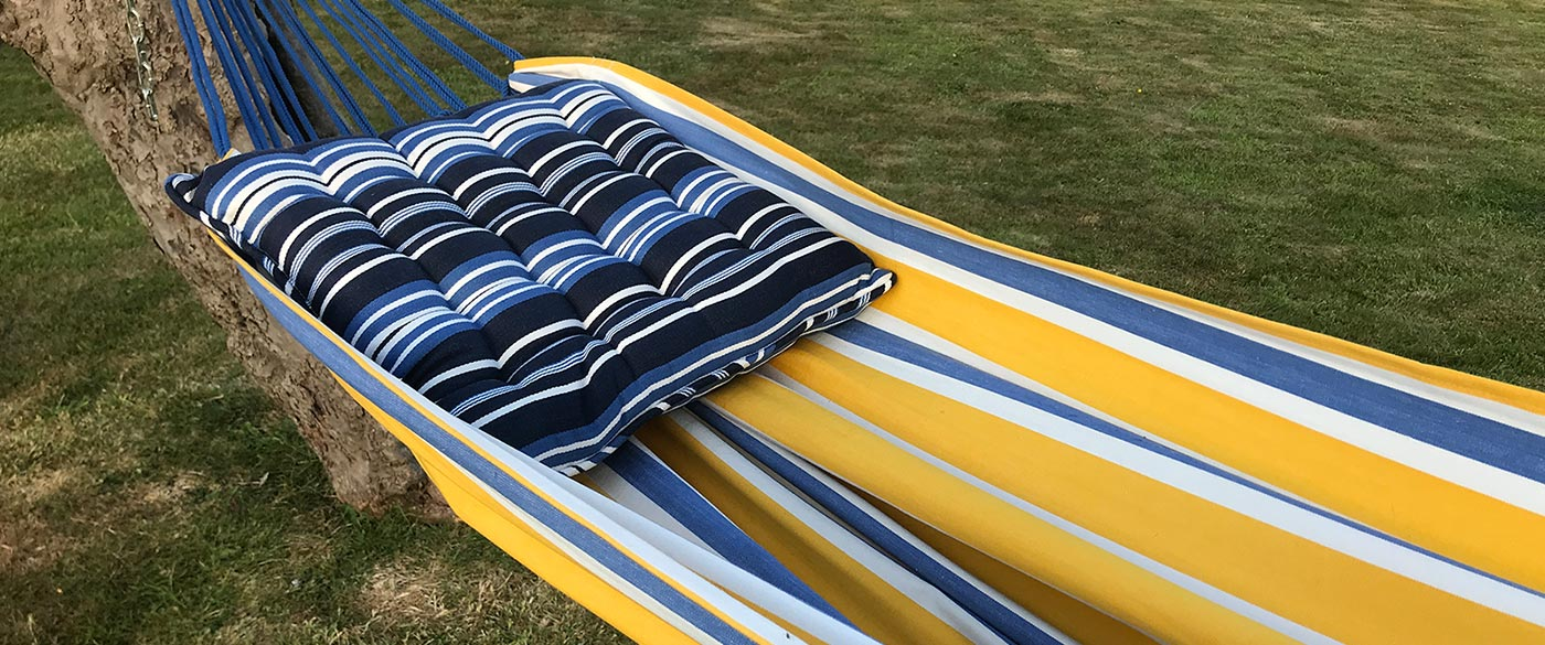 Striped Hammocks | Garden Hammocks | Indoor Hammock | Deckchairstripes Hammocks