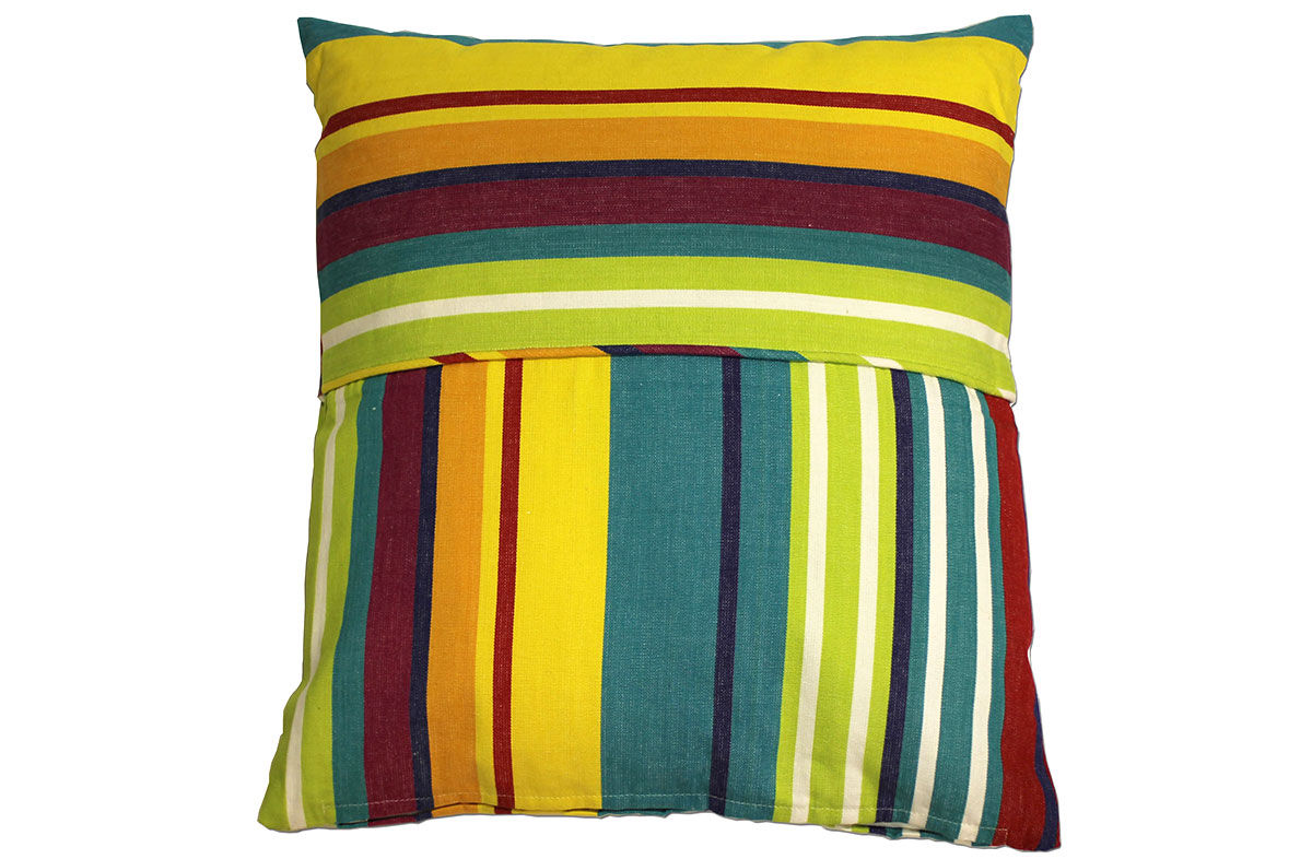 Stripe Scatter Cushions from The Stripes Company