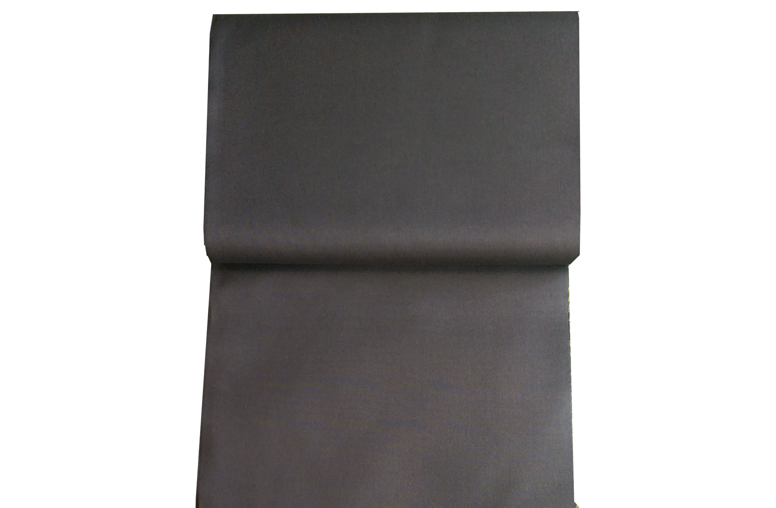 Black Replacement Deck Chair Sling | Made to measure black deckchair cover