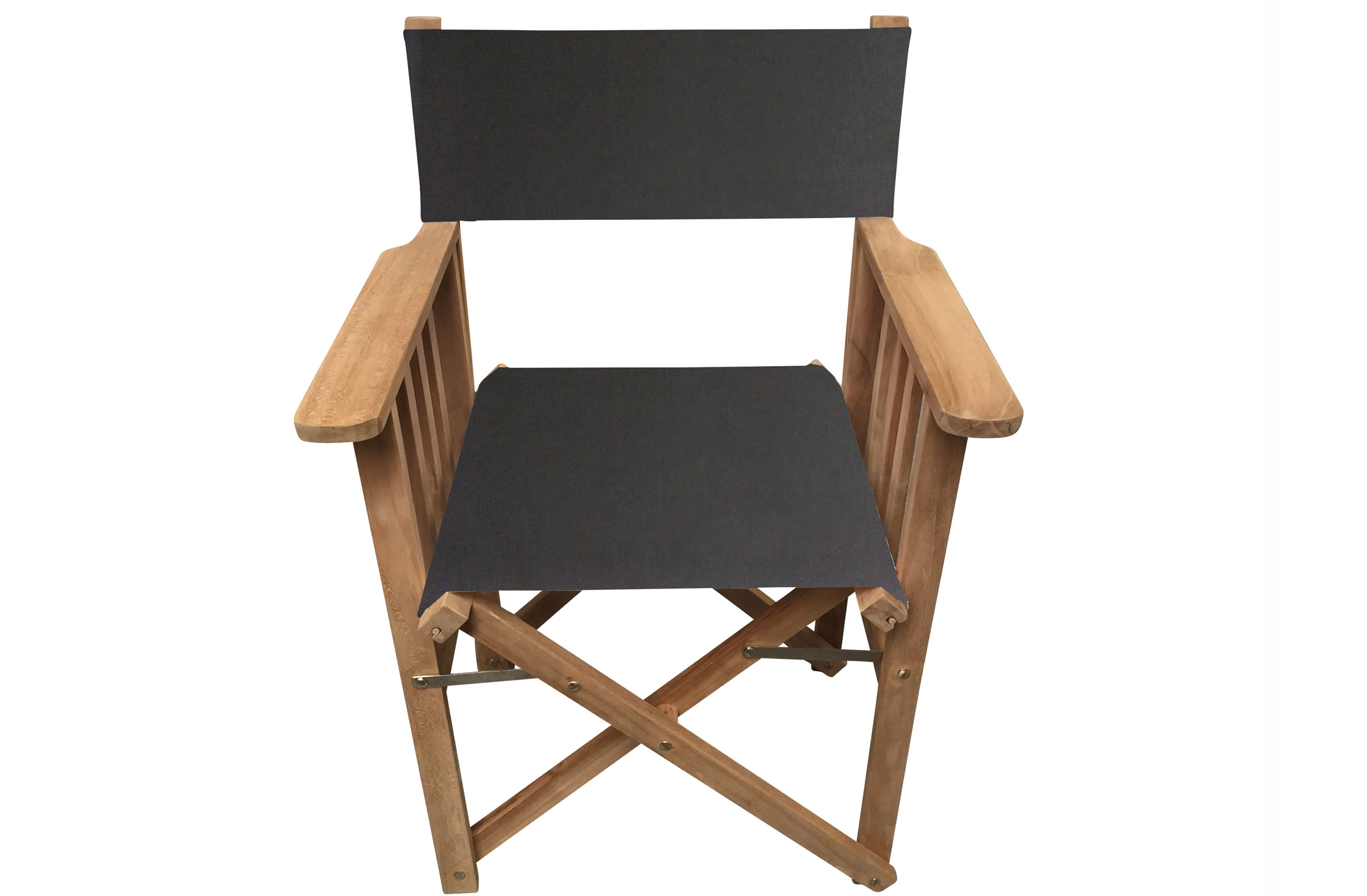 Black Directors Chair Covers |  Black Replacement Director Chair Covers