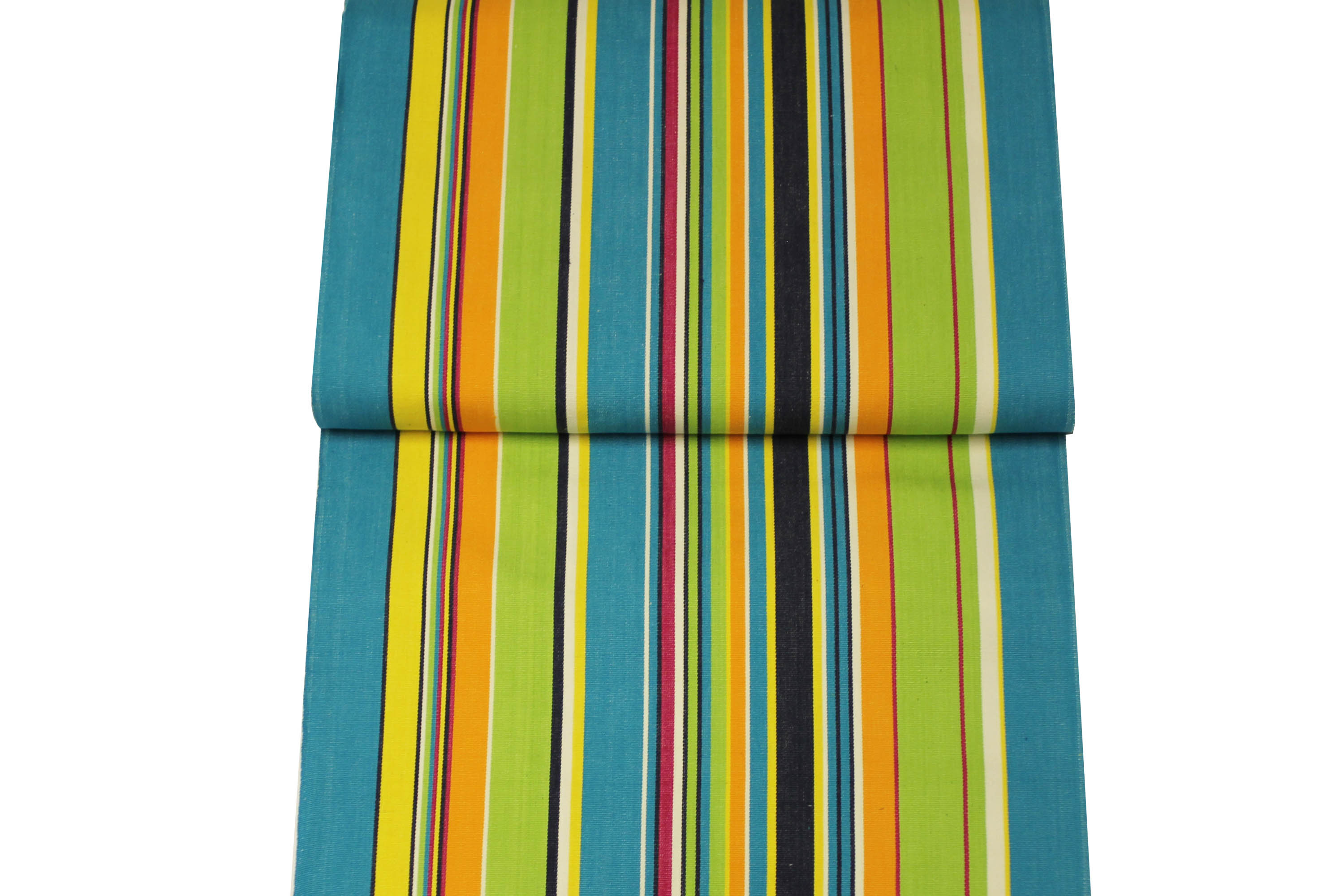 Deckchair Canvas Fabrics | Striped Deck Chair Fabrics | Athletics Stripe