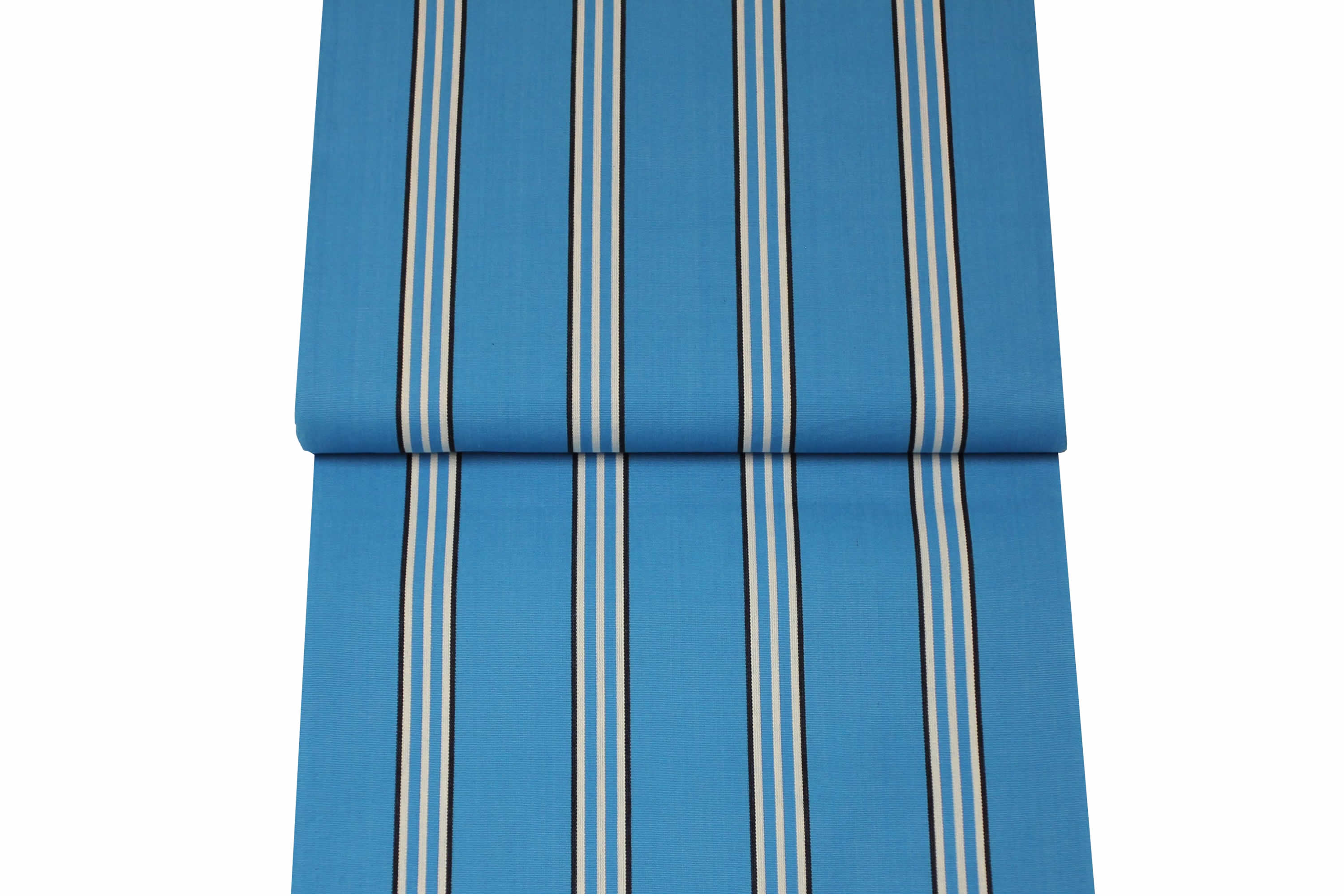 Turquoise Deckchair Canvas Deckchair Fabrics Striped