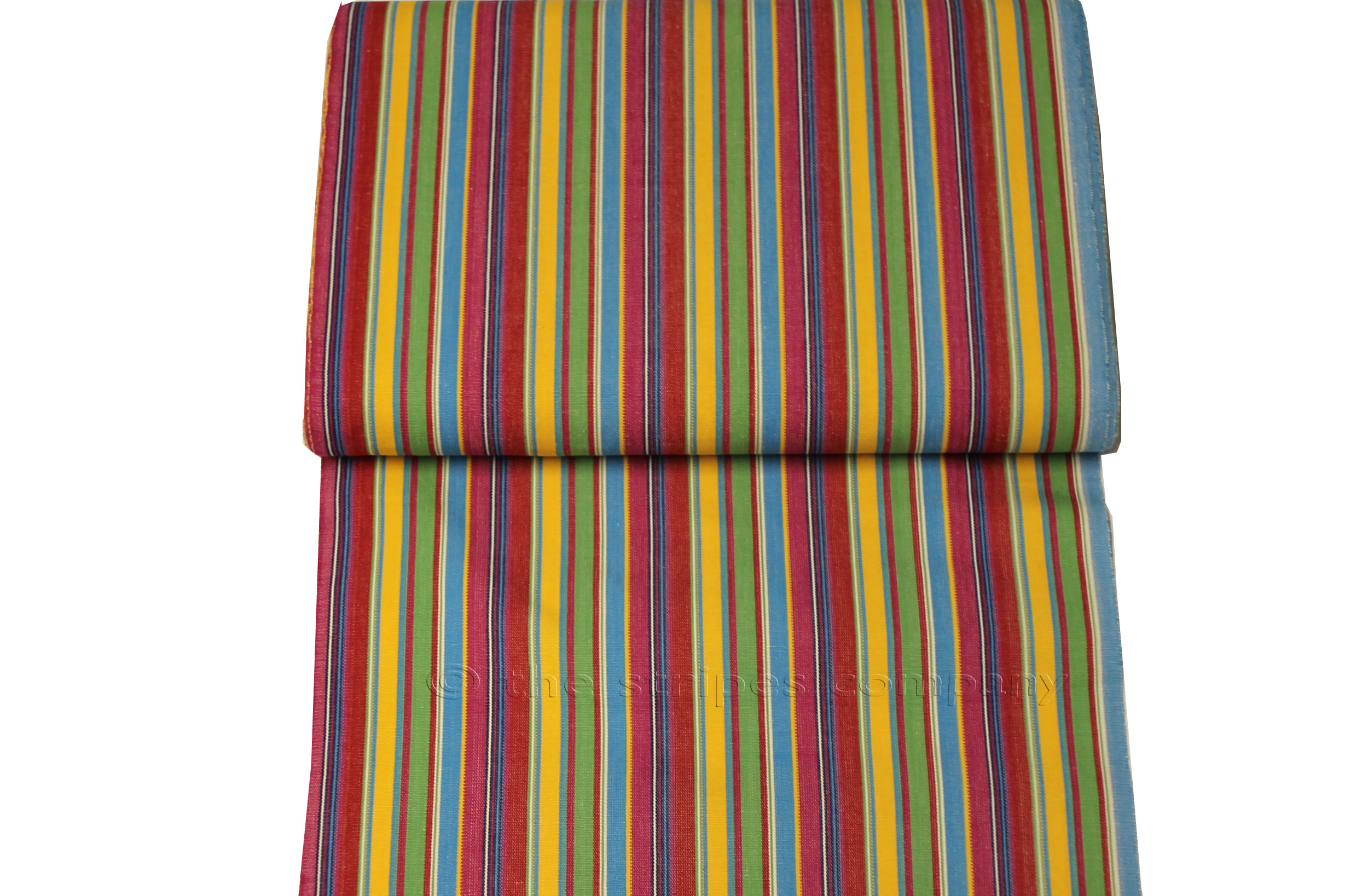 Pink Deckchair Canvas Deckchair Fabrics Striped Deck