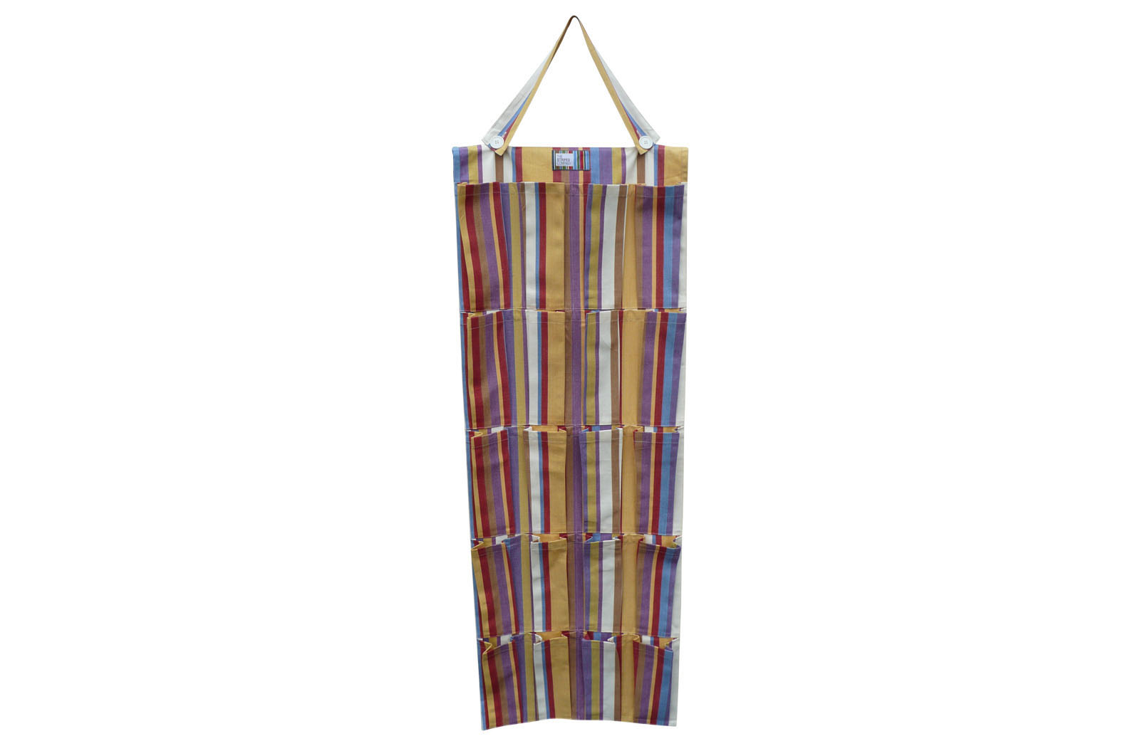Water Repellent Hanging Storage Organiser - Horseshoe Stripe