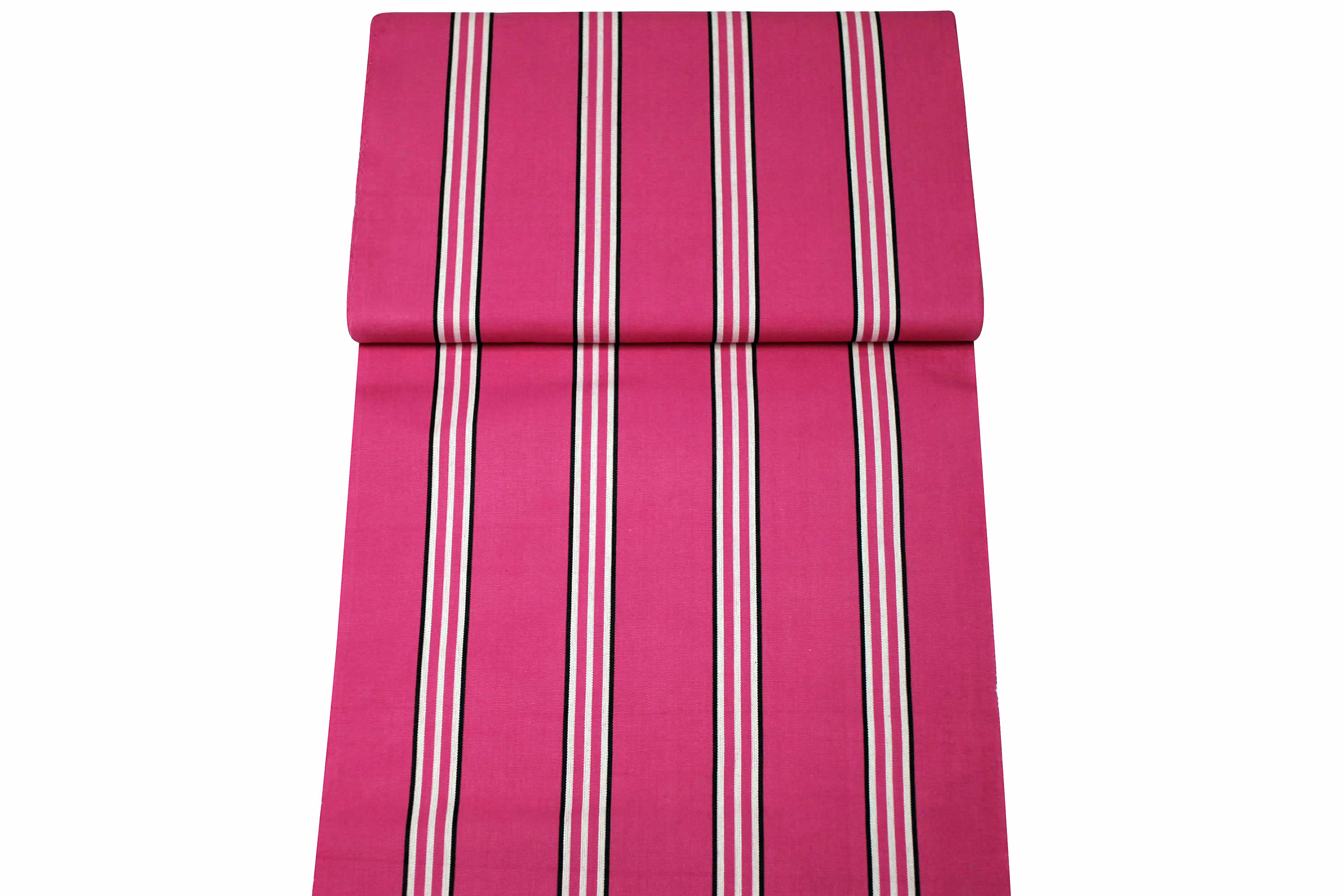 Hot Pink Replacement Deck Chair Sling - Racquets