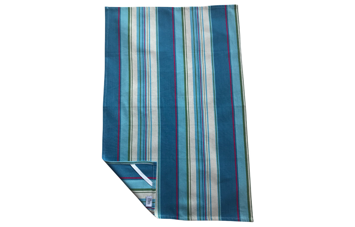 Seaside Stripe Tea Towels