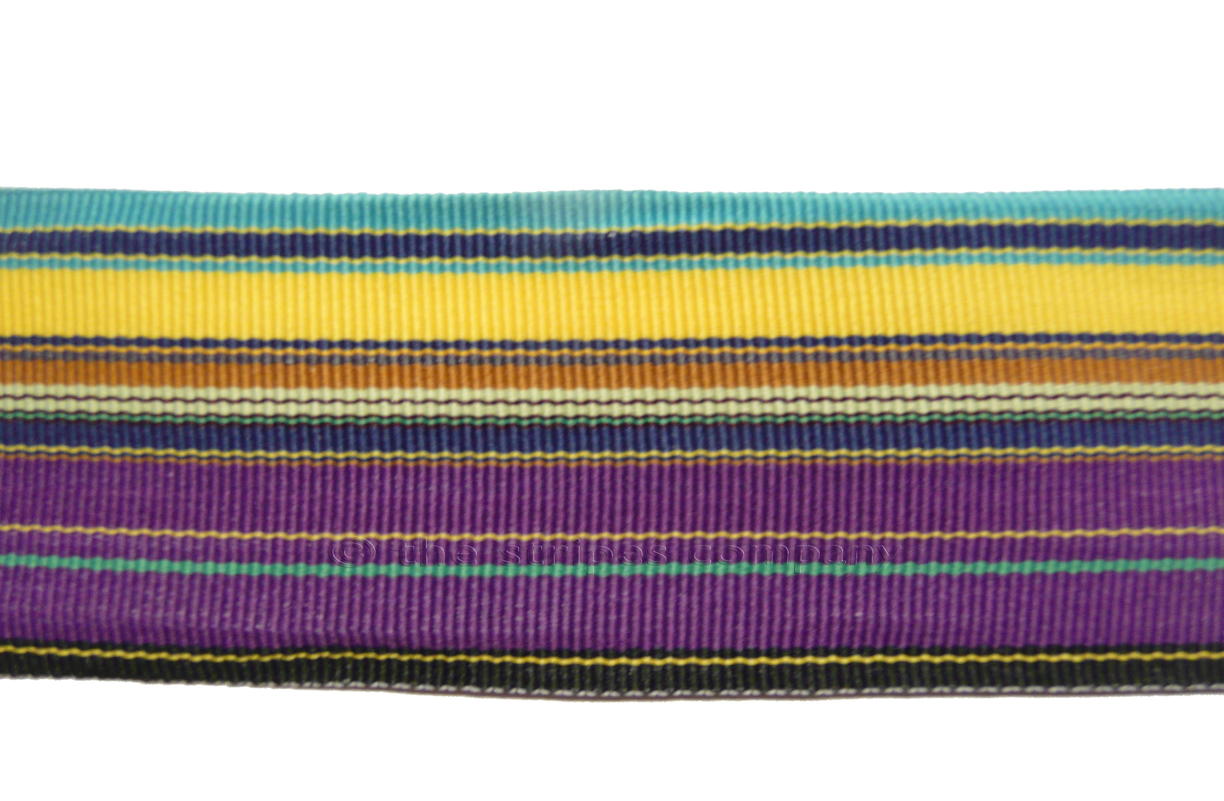 Simply magnificent thin thick striped ribbon