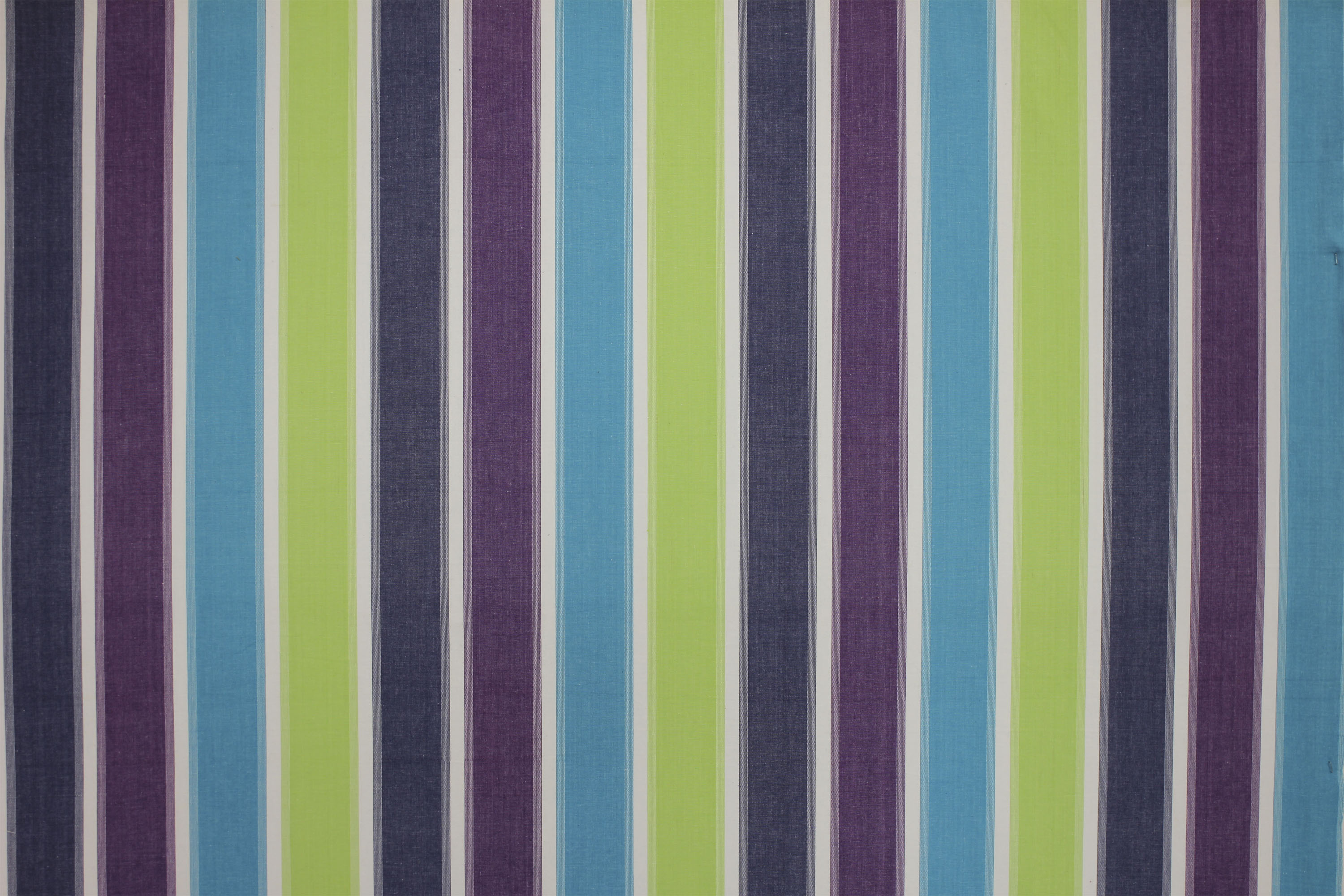 Lime Green Striped Fabrics | Stripe Cotton Fabrics - Fishing Stripes
