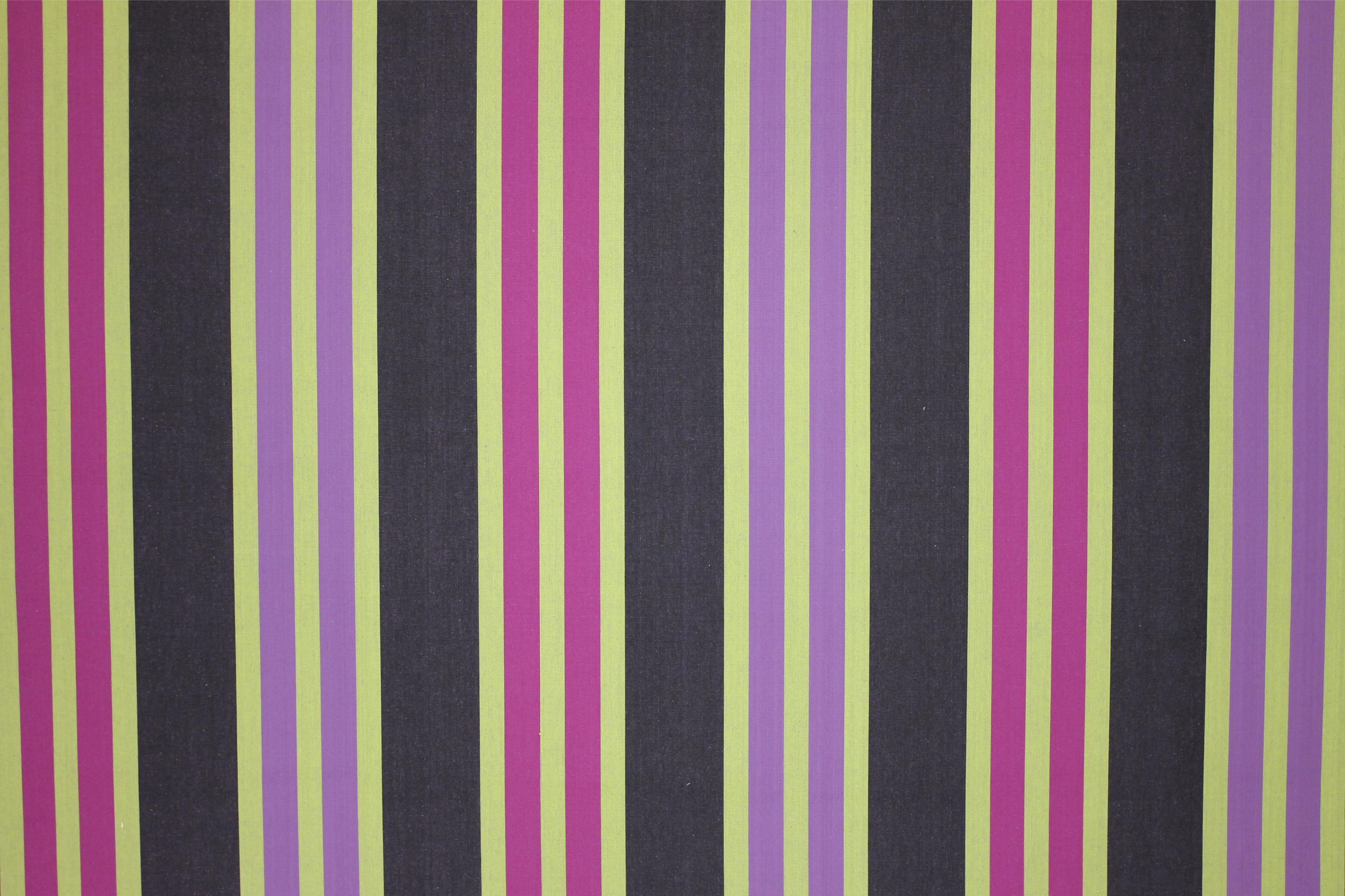 Ninjitsu Black Striped Fabric