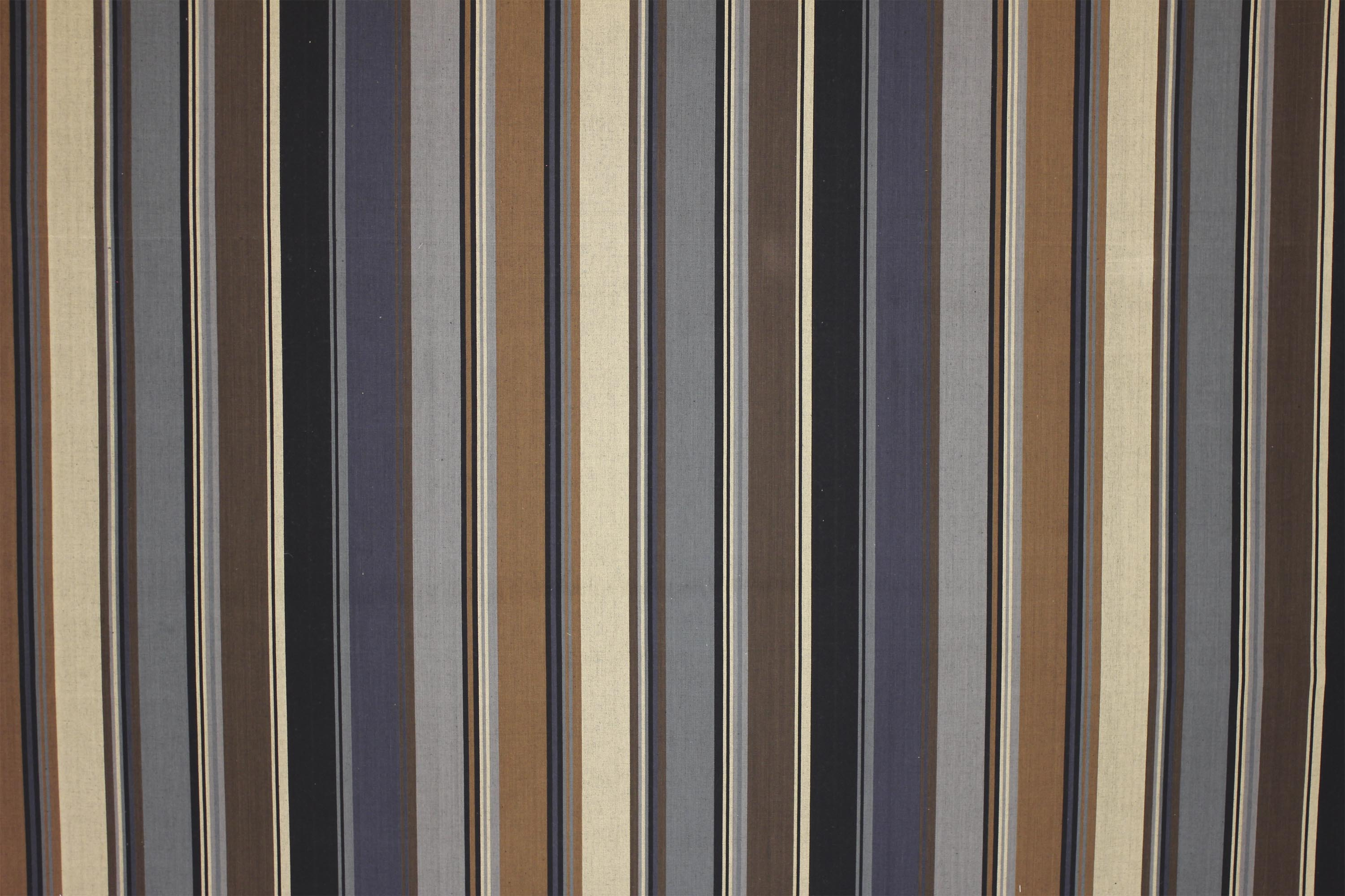 Grey Striped Upholstery Fabric Striped Curtain Fabric