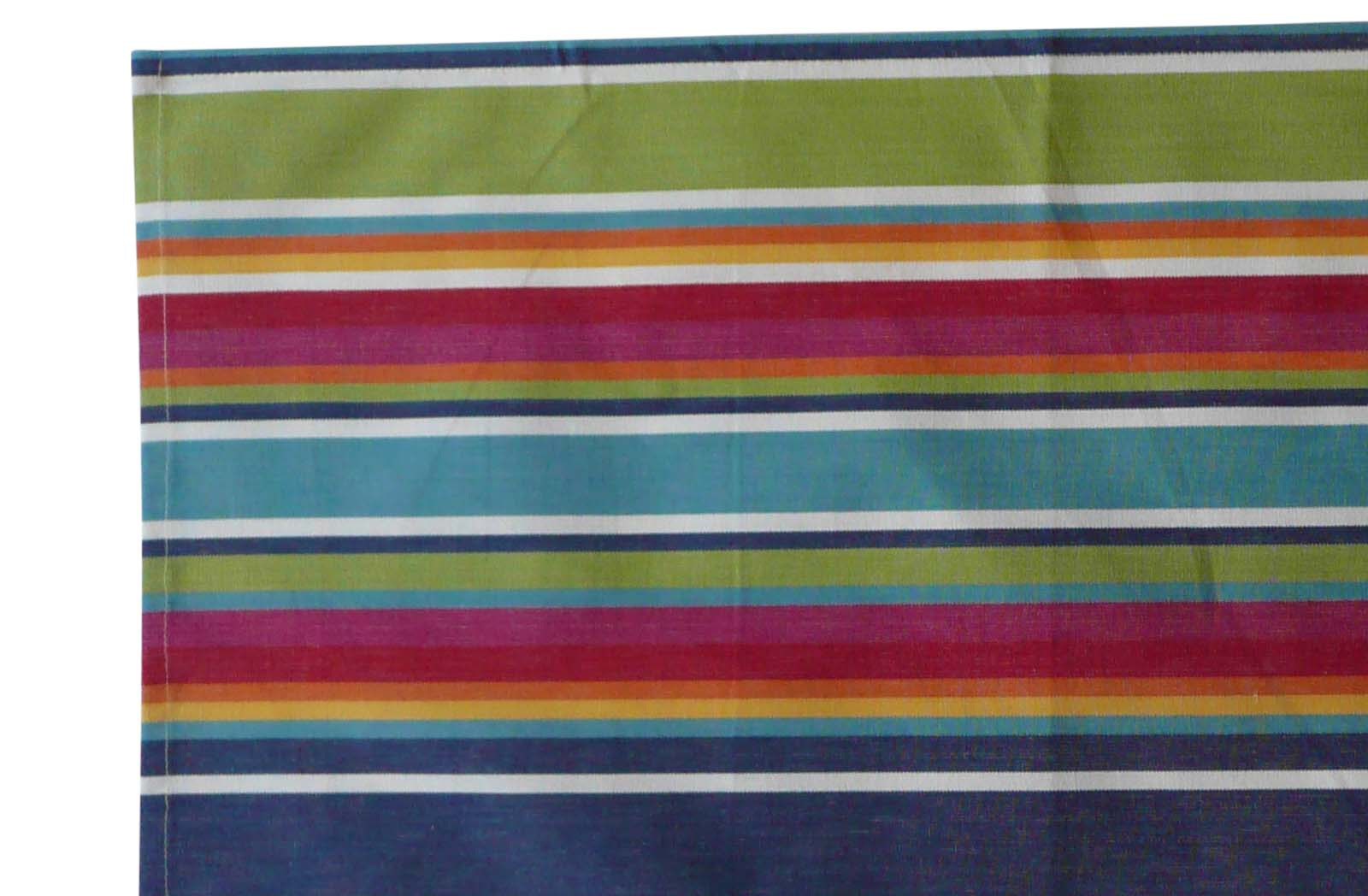 Colourful Stripe Tea Towels | Striped Teatowels Blue, Green, Red Stripes