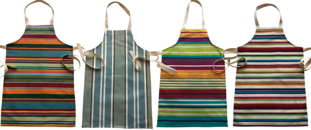 4a451960c56 Striped Childrens Aprons